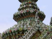 Изумительный декор Ват Пракеу