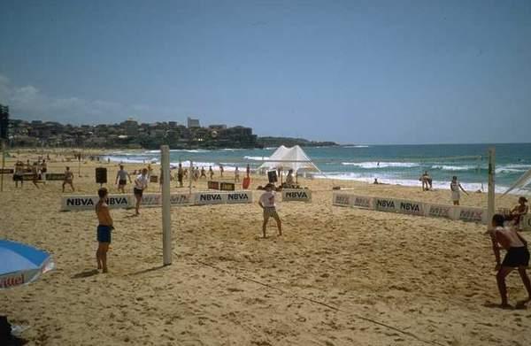 Пляж в окрестностях сиднея