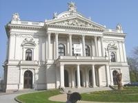 Здание городского театра