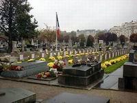 Кладбище Монруж