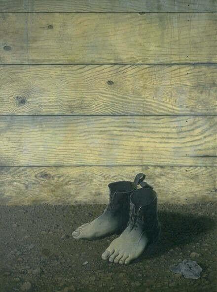 manque equilibre les pieds alignés