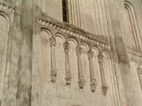 Резное убранство храма